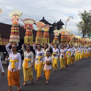 Experience the amazing culture of Bali