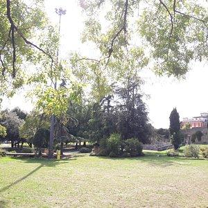 Pretty small park
