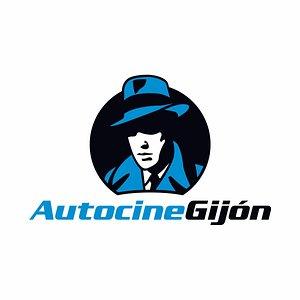 Logotipo Autocine Gijón