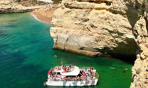I colori spettacolari di Benagil Portugalo