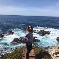 Outra bela vista do Big Sur