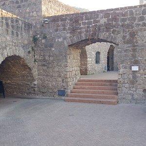 Mura difesa Sorrento