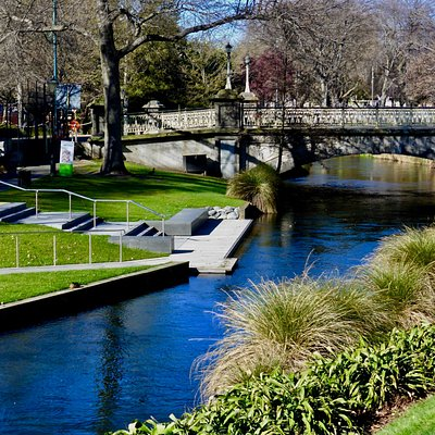 Avon River, City Centre