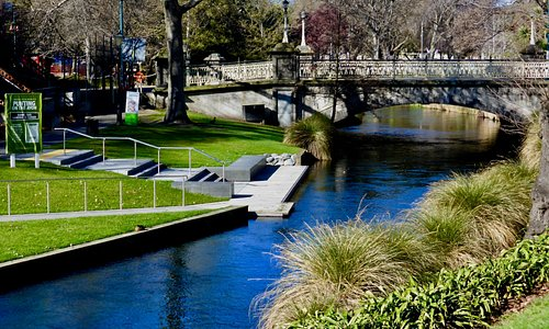 Avon River, City Centre