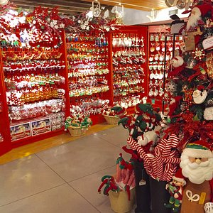 This place literally is Santa's Grotto!