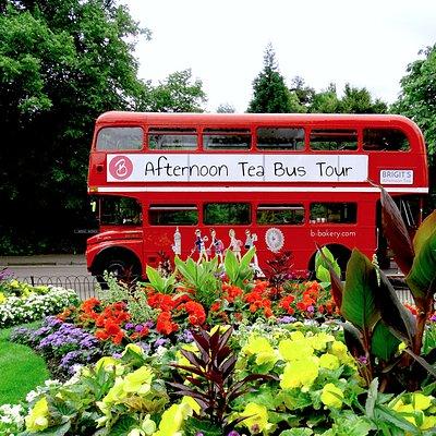 Afternoon Tea Bus Tour - Royal Crescent