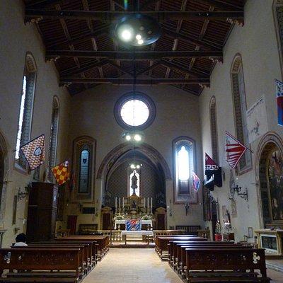 San Niccolò al Carmine (interni)