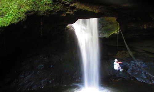 Cueva del esplendor Jardín Antioquia