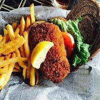 Our Famous Fish Sandwich