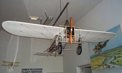 James McCuddon Flight Heritage Centre RAF Halton