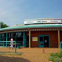 Jade Jones Pavilion Leisure Centre, Flint