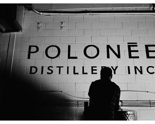 Master Distiller at work