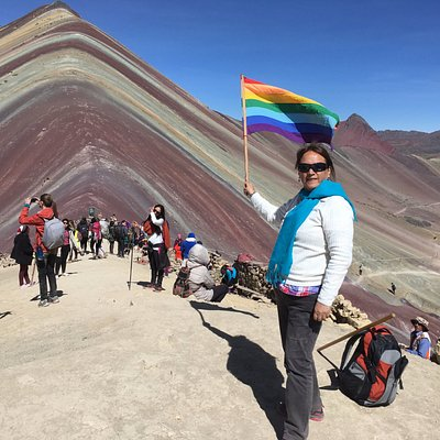 "They call it ""The Mountain Rainbow"", ""Cerro Colorado"" and sometimes ""The Mountain of 7 colors"""