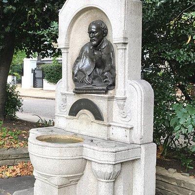 Rossetti Memorial