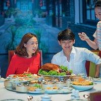 Peking Duck at Dynasty Restaurant