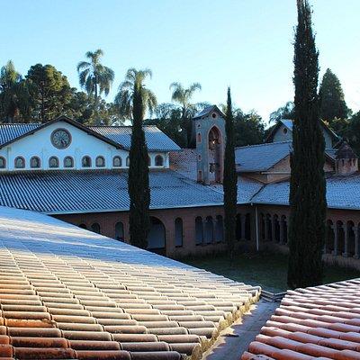Claustro do Mosteiro.