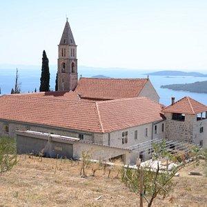 Kościół Matki Boskiej Anielskiej przy klasztorze franciszkanów