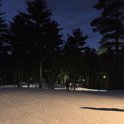 We have Night Skiing!