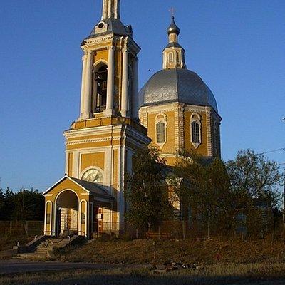 Троицкий храм в Филоново