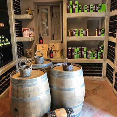 vinhos e azeite