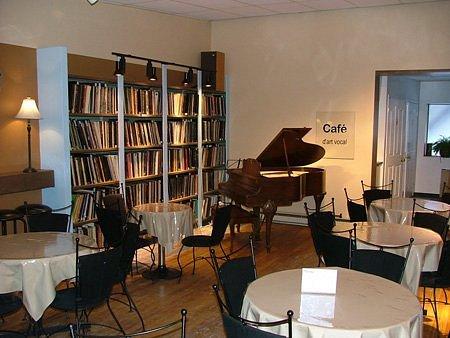 Café d'art vocal