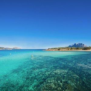 """la """"secca"""" di Costa Corallina - Costa Corallina Bay"""