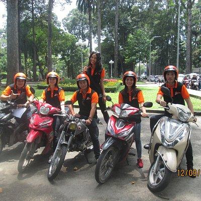 Motorbike guides