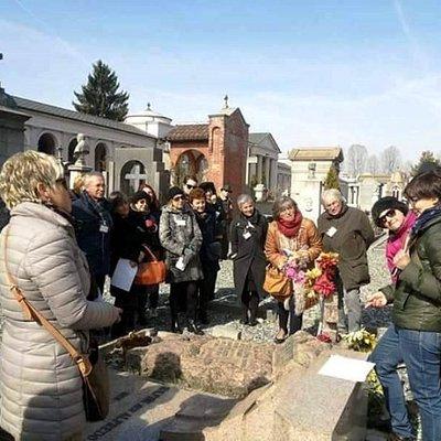 Visita guidata al Cimitero Monumentale di Torino