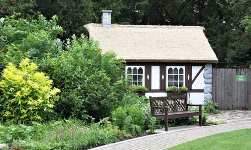 """Well placed """"English cottage."""""""