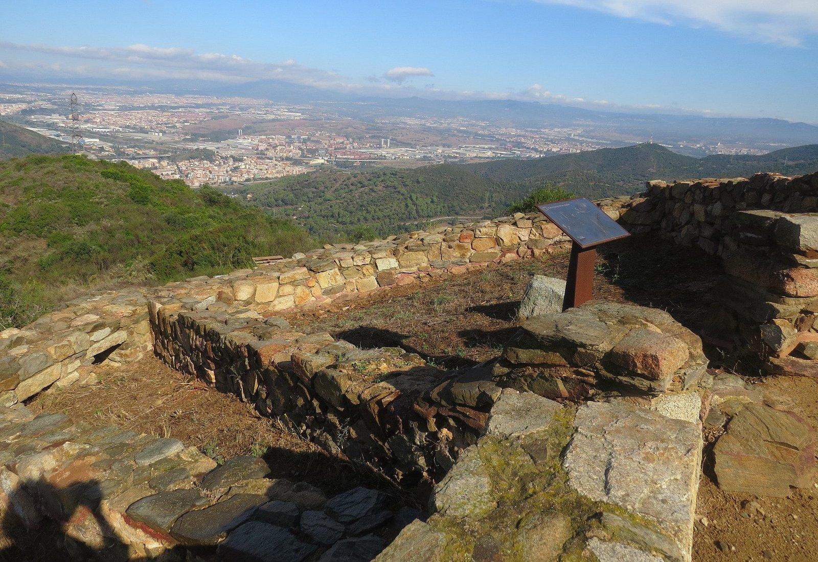 Poblado ibérico Puig Castellar