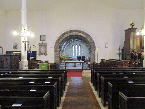 St Mary de Lode Church