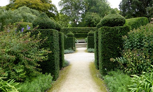 Gardens - Holker Hall