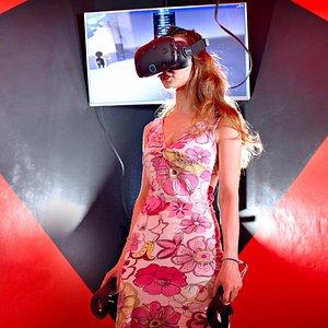 Step into Virtual Reality