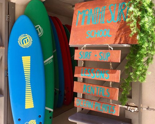 Manihi Surf School