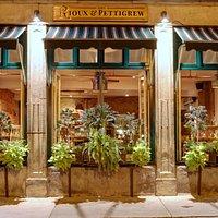 Chez Rioux & Pettigrew (Le Quai 19)
