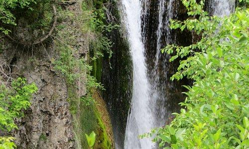 Roughlock Falls Upper Portion