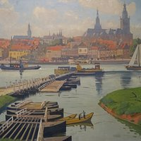 Nijmegen rond 1900