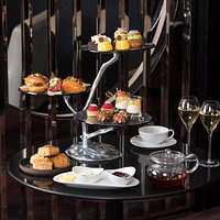 Signature high tea at The Gallery