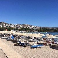 Vouliagmeni Beach