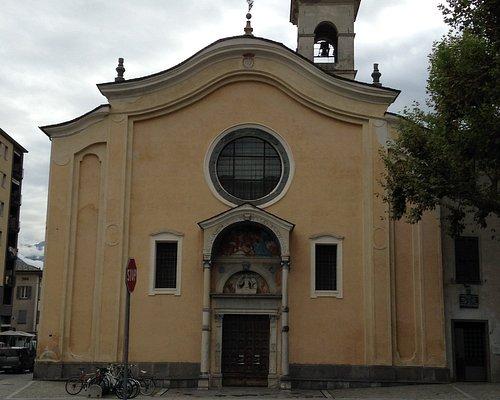 Ex chiesa Sant'Antonio (AUDITORIUM)