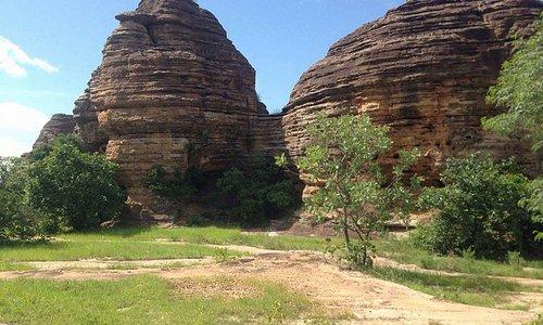 Les Domes de Fabedougou avec TengaToursVoyages