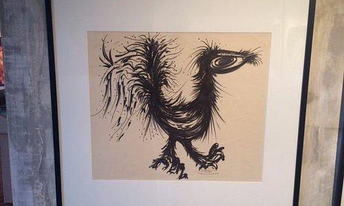 Le paon aux plumes de joie - Francis Meunier - 1973