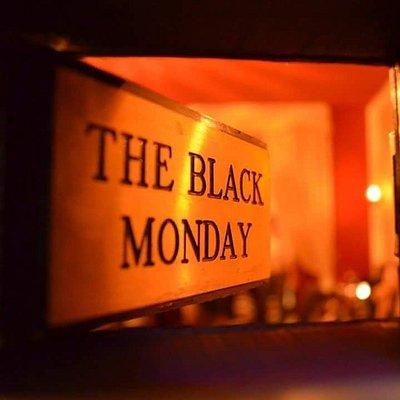 The Black Monday Speakeasy