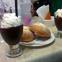 Granita al cioccolato superlativa