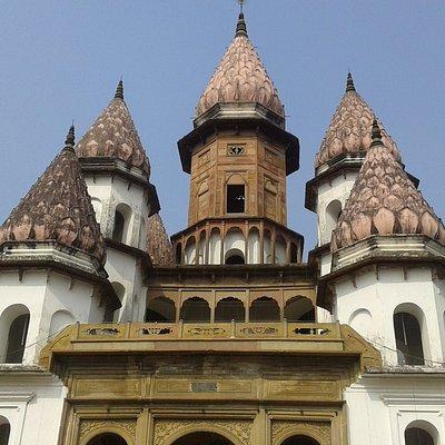Hansehswari Temple - Minar