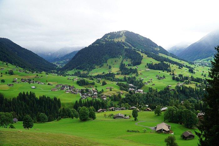 Hornberg to Gstaad