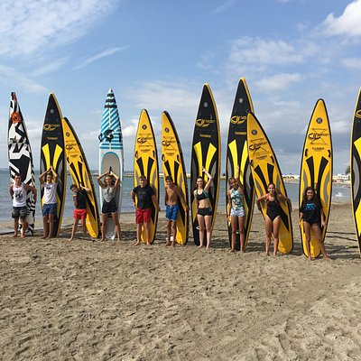 Paddlesurf team