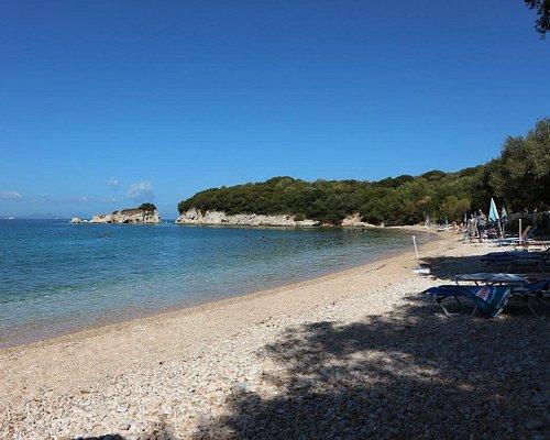 Dei Beach - right-hand side