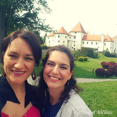 Faces behind Best of Adriatic: Nataša & Amanda