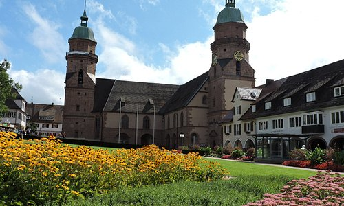 Evangelisce Stadtkirche, Freudenstadt, Alemania.